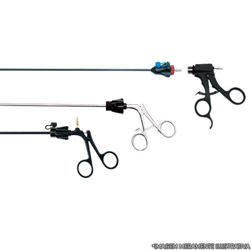 Conserto de Instrumentos Cirúrgicos Laparoscopia Valor Rio Claro - Conserto de Instrumentos Cirúrgicos Dentários