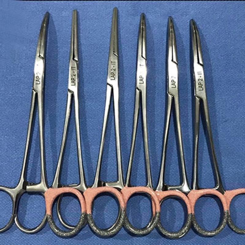 Empresa de Gravação de Instrumento Cirúrgico Glicério - Gravação em Instrumental Cirúrgico