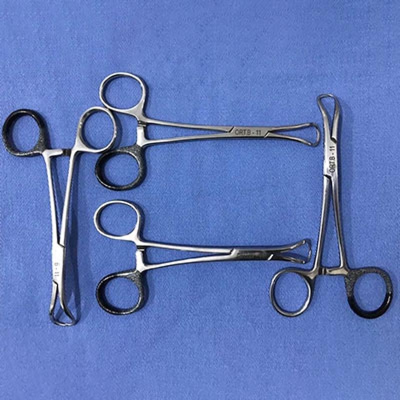 Empresa Que Faz Marcação Instrumentos Cirúrgicos M'Boi Mirim - Marcação de Instrumentos Cirúrgicos com Cor