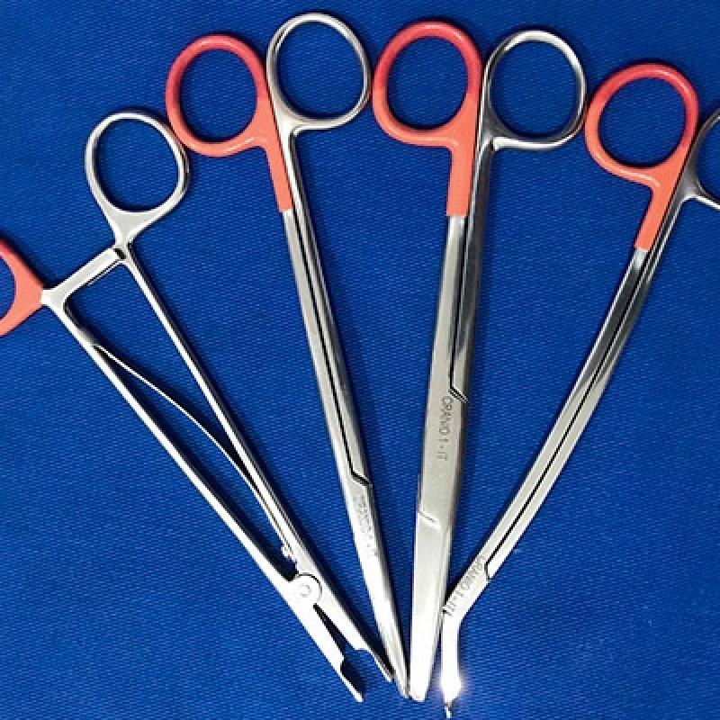 Gravação Laser em Instrumentos Cirúrgicos Orçamento Consolação - Gravação de Instrumental Cirúrgico