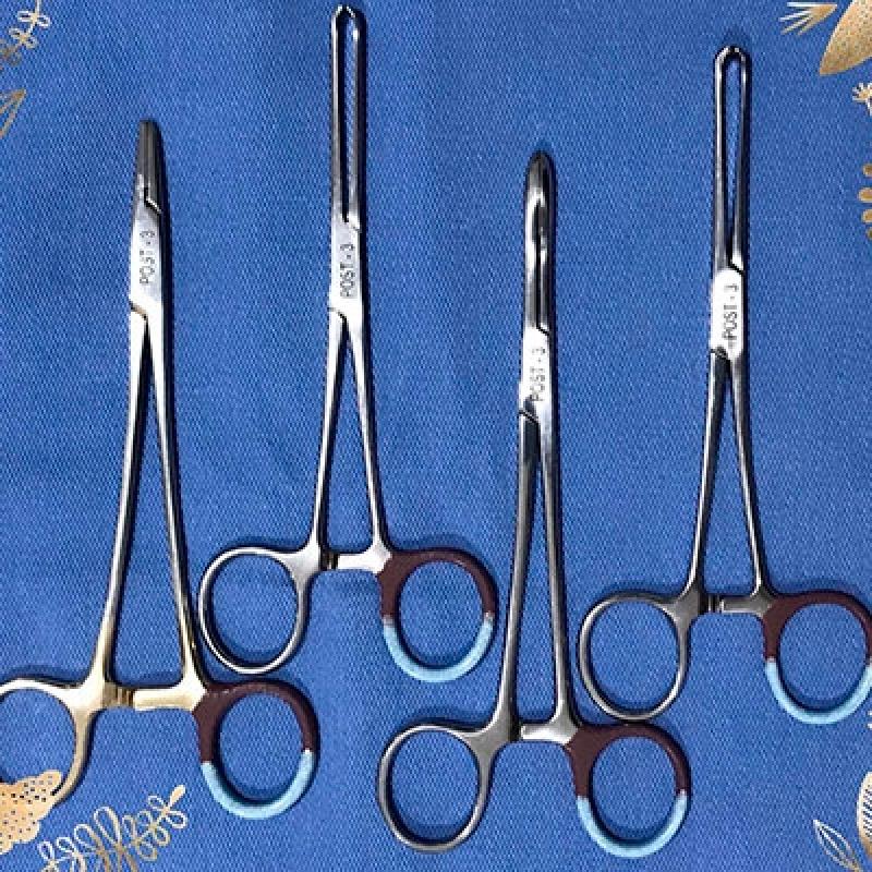 Marcação de Instrumentos Cirúrgicos com Tinta Barato Centro - Marcação de Instrumentos Cirúrgicos por Cor