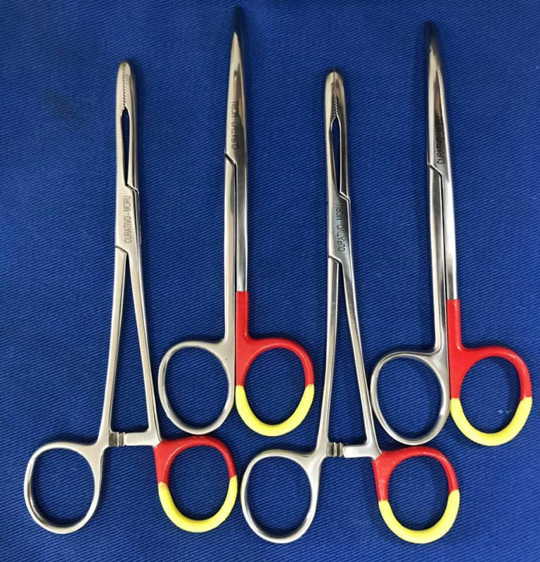 Marcação de Instrumentos Cirúrgicos com Tinta Parque São Lucas - Marcação de Instrumentos Cirúrgicos com Cor