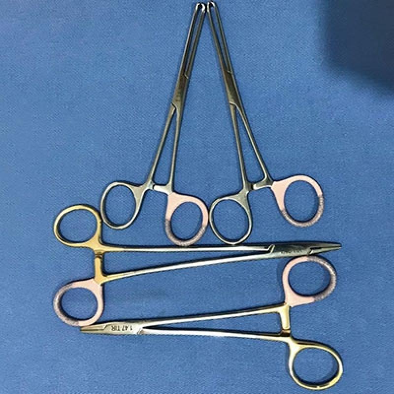Marcação de Instrumentos Cirúrgicos por Cor Barato Rio Claro - Marcação de Instrumentos Cirúrgicos por Fita