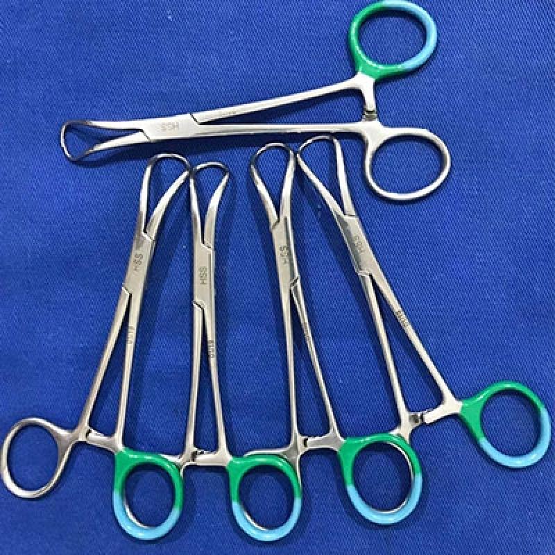 Marcação de Instrumentos Cirúrgicos por Cor Laranjeiras - Marcação de Instrumentos Cirúrgicos com Fita