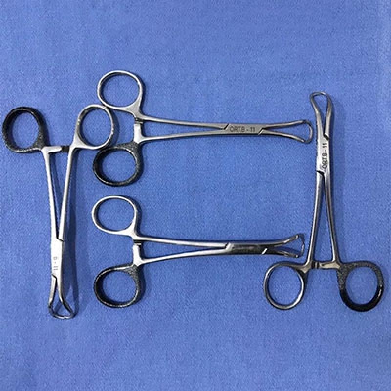 Quanto Custa Marcação de Instrumentos Cirúrgicos com Resina Santa Cruz - Marcação de Instrumentos Cirúrgicos com Fita
