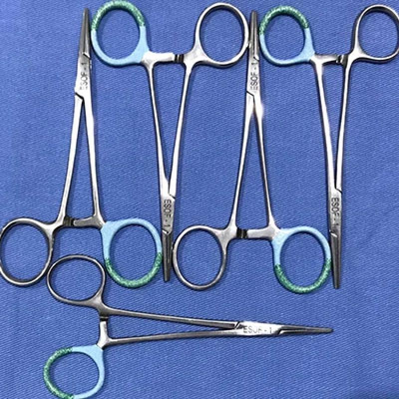 Serviço de Gravação em Instrumental Cirúrgico Presidente Prudente - Gravação em Instrumentais Cirúrgicos