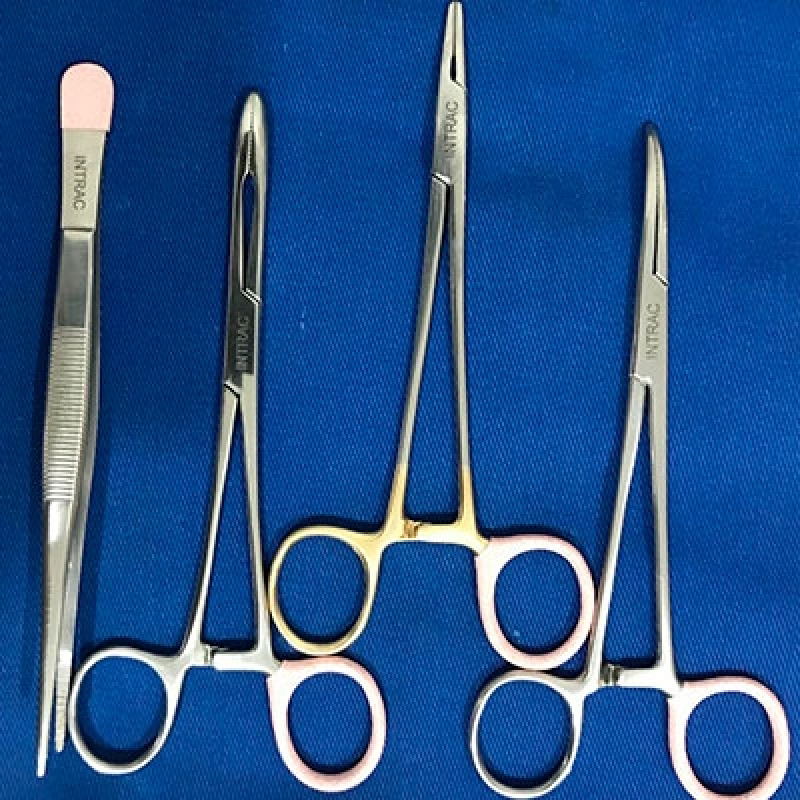 Serviço de Gravação Instrumentos Cirúrgicos Laser Indianópolis - Gravação Laser em Instrumentos Cirúrgicos