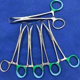 marcação de instrumentos cirúrgicos por cor Laranjeiras