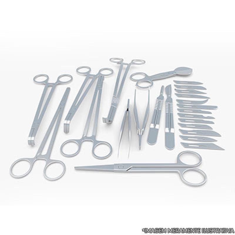 Valores de Conserto de Instrumentos Cirúrgicos Cirurgia Geral Vila Clementino - Conserto de Instrumentos Cirúrgicos Laparoscopia