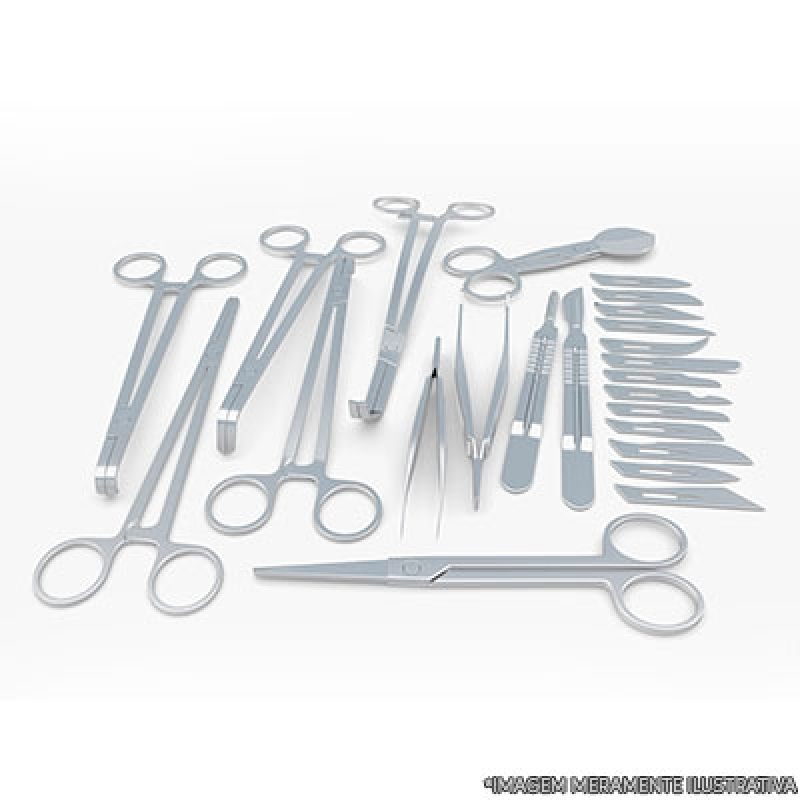 Valores de Conserto de Instrumentos Cirúrgicos Cirurgia Geral Pinheiros - Conserto de Instrumentos Cirúrgicos Auxiliares
